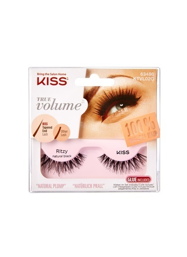 Kiss  True Volume Lash Ritzy Renksiz